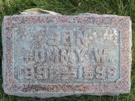 FANSELOW, TOMMY W. - Franklin County, Iowa | TOMMY W. FANSELOW