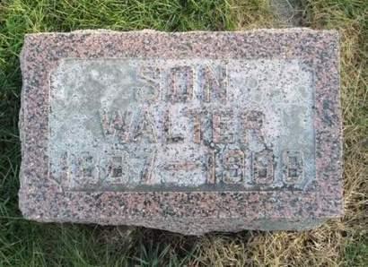 FANSELOW, WALTER - Franklin County, Iowa | WALTER FANSELOW