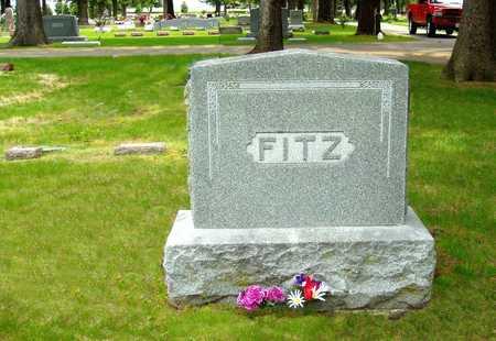 FITZ, FAMILY MONUMENT - Franklin County, Iowa | FAMILY MONUMENT FITZ