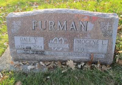 FURMAN, DALE V. - Franklin County, Iowa   DALE V. FURMAN