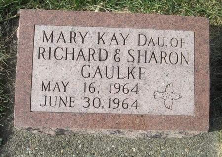 GAULKE, MARY KAY - Franklin County, Iowa   MARY KAY GAULKE
