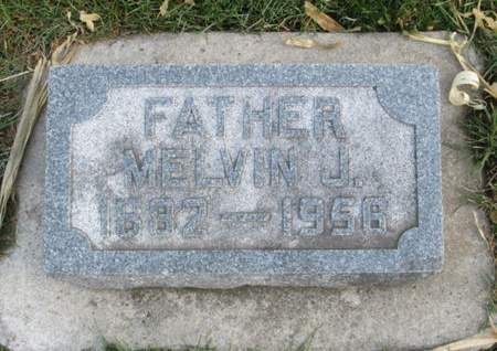 GODFREY, MELVIN J. - Franklin County, Iowa   MELVIN J. GODFREY