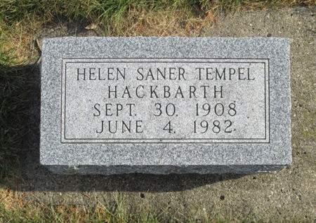 TEMPEL HACKBARTH, HELLEN - Franklin County, Iowa | HELLEN TEMPEL HACKBARTH