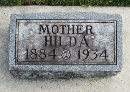 HANSEN, HILDA - Franklin County, Iowa | HILDA HANSEN