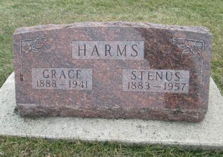 HARMS, GRACE - Franklin County, Iowa | GRACE HARMS