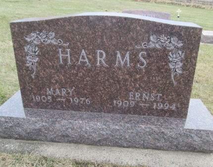 HARMS, ERNST - Franklin County, Iowa | ERNST HARMS