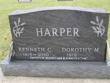 HARPER, KENNETH C. - Franklin County, Iowa | KENNETH C. HARPER