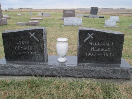 HEMMES, WILLIAM I. - Franklin County, Iowa | WILLIAM I. HEMMES