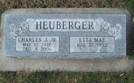 HEUBERGER, CHARLES J. JR. - Franklin County, Iowa | CHARLES J. JR. HEUBERGER