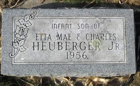 HEUBERGER, TIMOTHY - Franklin County, Iowa | TIMOTHY HEUBERGER