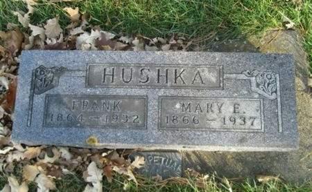 HUSHKA, MARY E. - Franklin County, Iowa | MARY E. HUSHKA