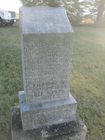 HVID, MADS J. - Franklin County, Iowa | MADS J. HVID