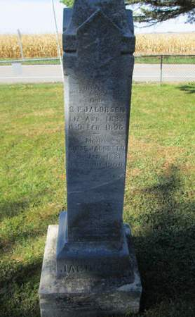 JACOBSEN, SIDSE - Franklin County, Iowa | SIDSE JACOBSEN