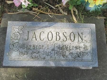 JACOBSON, LAVERNE C. - Franklin County, Iowa | LAVERNE C. JACOBSON