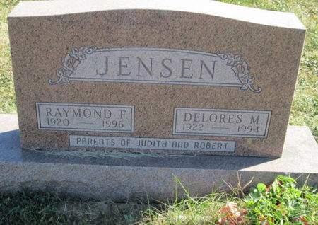 JENSEN, RAYMOND F. - Franklin County, Iowa | RAYMOND F. JENSEN