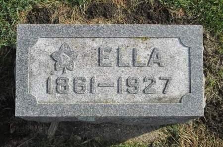 JEWELL, ELLA - Franklin County, Iowa | ELLA JEWELL