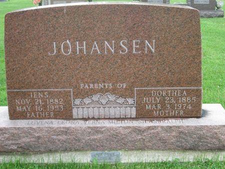 JOHANSEN, JENS - Franklin County, Iowa | JENS JOHANSEN
