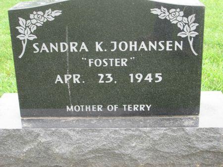 JOHANSEN, SANDRA - Franklin County, Iowa | SANDRA JOHANSEN