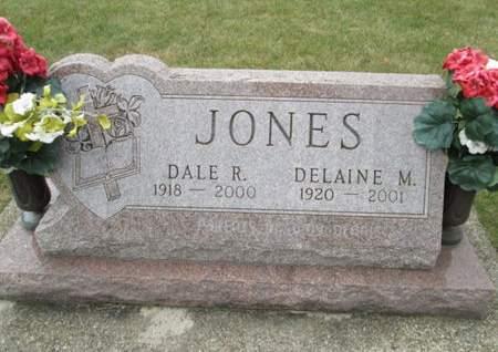 JONES, DALE R. - Franklin County, Iowa | DALE R. JONES