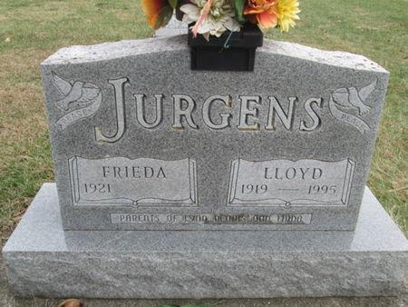 JURGENS, LLOYD - Franklin County, Iowa | LLOYD JURGENS