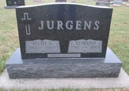 JURGENS, RUTH E. - Franklin County, Iowa | RUTH E. JURGENS