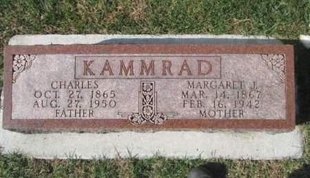 KAMMRAD, MARGARET J. - Franklin County, Iowa   MARGARET J. KAMMRAD