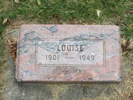KOENEN, LOUISE - Franklin County, Iowa | LOUISE KOENEN