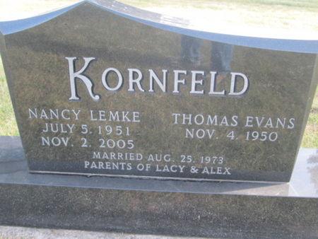 KORNFELD, NANCY - Franklin County, Iowa   NANCY KORNFELD