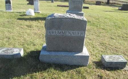 KRUMMENAUER, HULDA - Franklin County, Iowa | HULDA KRUMMENAUER