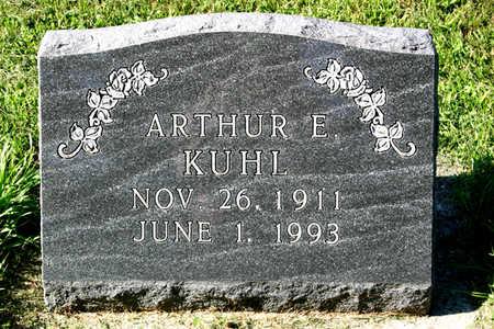 KUHL, ARTHUR E. - Franklin County, Iowa | ARTHUR E. KUHL