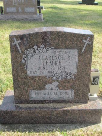 LEMKE, CLARENCE R. - Franklin County, Iowa | CLARENCE R. LEMKE