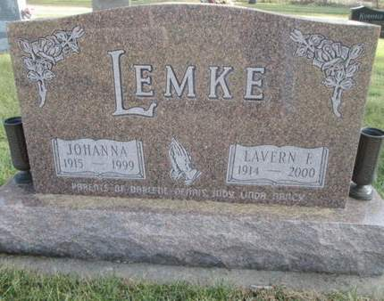 LEMKE, LAVERN E. - Franklin County, Iowa | LAVERN E. LEMKE
