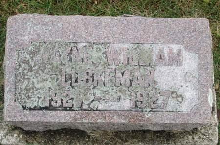 LUBKEMAN, WAYNE WILLIAM - Franklin County, Iowa   WAYNE WILLIAM LUBKEMAN