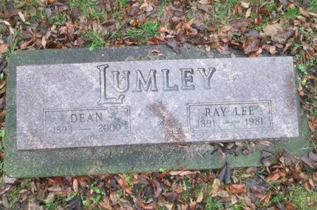 LUMLEY, RAY LEE - Franklin County, Iowa   RAY LEE LUMLEY