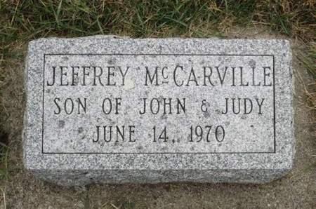 MCCARVILLE, JEFFREY - Franklin County, Iowa | JEFFREY MCCARVILLE