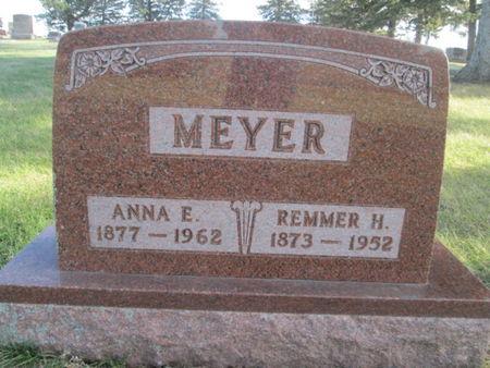 MEYER, REMMER H. - Franklin County, Iowa | REMMER H. MEYER