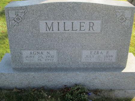 MILLER, EZRA F. - Franklin County, Iowa | EZRA F. MILLER