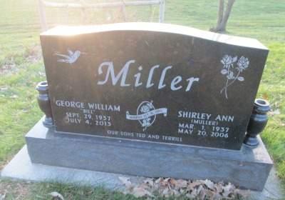 MILLER, GEORGE WILLIAM - Franklin County, Iowa | GEORGE WILLIAM MILLER