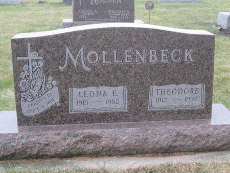 MOLLENBECK, LEONA E. - Franklin County, Iowa   LEONA E. MOLLENBECK