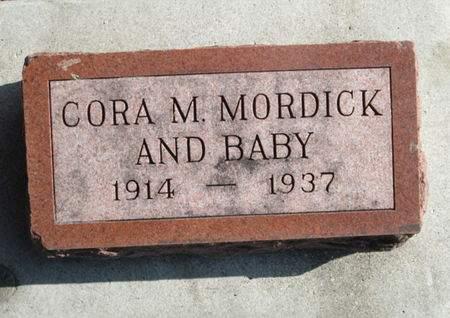 MORDICK, INFANT - Franklin County, Iowa | INFANT MORDICK