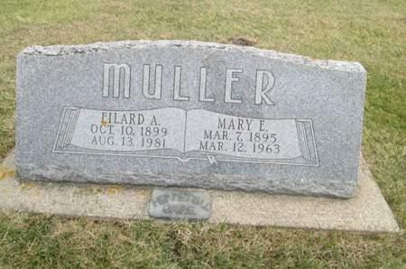MULLER, EILARD A. - Franklin County, Iowa | EILARD A. MULLER