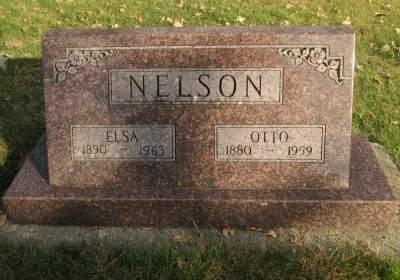 NELSON, ELSA - Franklin County, Iowa | ELSA NELSON