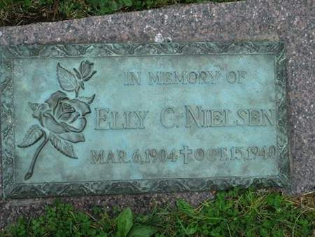 NIELSEN, ELLY C. - Franklin County, Iowa | ELLY C. NIELSEN