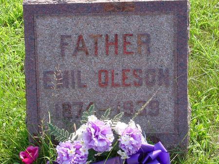 OLESON, EMIL - Franklin County, Iowa | EMIL OLESON