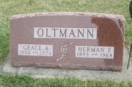 OLTMANN, HERMAN F. - Franklin County, Iowa | HERMAN F. OLTMANN