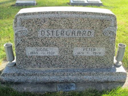 OSTERGAARD, SIGNE - Franklin County, Iowa   SIGNE OSTERGAARD