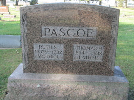 PASCOF, RUTH S. - Franklin County, Iowa | RUTH S. PASCOF