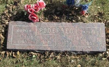PEDERSEN, LEROY - Franklin County, Iowa | LEROY PEDERSEN