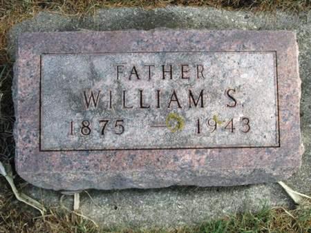 PITSOR, WILLIAM S. - Franklin County, Iowa | WILLIAM S. PITSOR