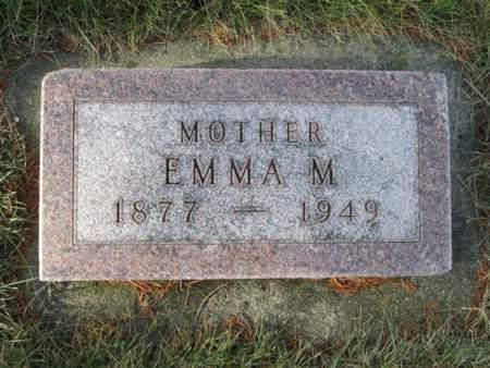 RANKIN, EMMA M. - Franklin County, Iowa   EMMA M. RANKIN